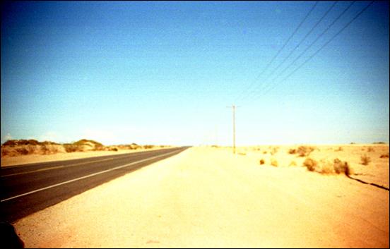 Deserto de Mojave - EUA